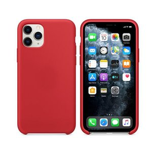 Professional Factory Soft Liquid Silicone Mobile phone shell for iphone 11 pro pro max