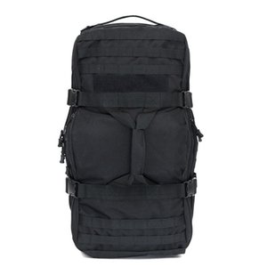 Large Capacity 60L Nylon Waterproof Tactical Backpack Bag Handbag Outdoor Sports Camping Climbing Camouflage Molle Luggage Bags