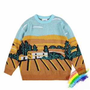 2021ss Sweater Hommes Femmes Meilleures Pulls en laine tricot de qualité