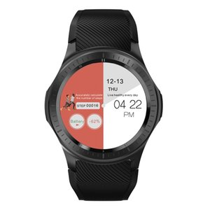DM368 Plus 4G Smart 1GB+16GB Android 7.1 OS WIFI+GPS+GSM Heart rate detection Pedometer Map Motion tracking Sport Watch