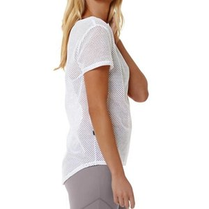 100% Pamuk Artı Boyutu Nedensel Pamuk Tişörtleri Özel Logo Baskı Boş Beyaz 2020 Kadın T Gömlek