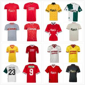 93/94/95/96/97/98 ev uzakta Retro FOWLER BERGER Barnes McManaman Redknapp 1993 1994 1995 1996 1997 futbol formaları 3 Retro futbol forması