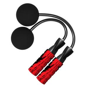 EVA Handle Sponge Ball Sul Jump Rope PVC Cavo di gomma PVC Corda senza fili Skipping Forniture per fitness Alta qualità 12ZX L2