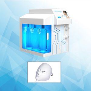 New Design Professional Multi Portable Type Microdermabrasion Hydra Clean Whitening Facial Skin Moisturizing Skin Care Jet Peel Machine