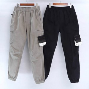2021 Topstoney pants Mens Stylist Track Pant Casual Style Hoe Sell Mens Camouflage Joggers Pants Track Pants Cargo Pant Men 125P