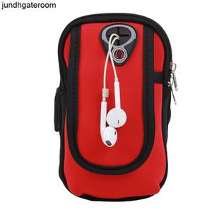 حقيبة شارة عالمية تشغيل الصالة الرياضية حامل Pounch Case Case ماء الفرقة الذراع للهاتف Sanstar Huawei 6.3inch O