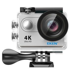 Action Camera Deportiva Original Eken H9 / H9R Remote Ultra HD 4K WIFI 1080P 60FPS 2.0 LCD 170D Pro Sport Wasserdicht GO Kamera Kostenloses DHL