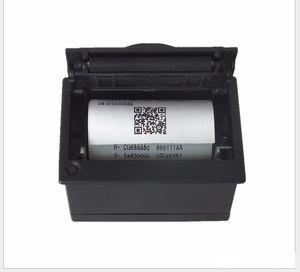 Electronic Electived Thermal Printer 58MM PAPER BIN معدات RS232 المنفذ التسلسلي