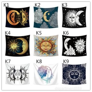200*150CM Large size tapestry 220 designs hanging wall home decoration printing beach towel shawl tablecloth yoga mats OWE2471
