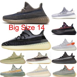 PK Quality Big Size 14 EUR49 Donne Donne Scarpe da corsa Scarpe da ginnastica Designer Sneakers Dissolvenza Glow Cinder Natural Black Carbon Reflective 49