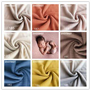 Dvotinst Baby Newborn Photography Props Crochet Knitted Soft Background Blanket Fotografia Accessories Studio Shoots Photo Props