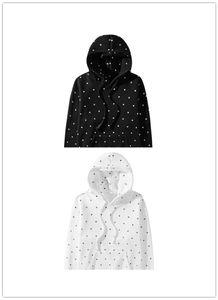 New Plus cashmere Mens Designer Womens Floral Hoodies Casual Pattern Pullover Trendy Boys Hiphop Streetwaer Luxurys Sweatshirt Haute Sweater