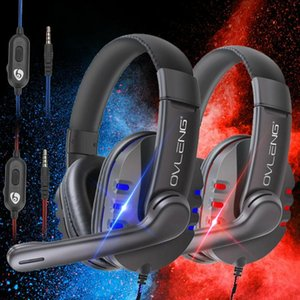 New Wireless Bluetooth Hi-Fi Driver Gaming Headset With Mic LED Volume Control Headphones Surround For ONE PC Laptop