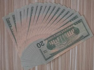US Banknote America Fake Banknotes All Dollar Banknotes Paper Money Collection for Home Decoration Gift Paper Money Collection