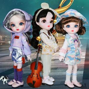 DBS Dream Fairy Кукла 1/6 BJD Название от Lucky Angel Mechanical Совместное тело с макияжем, включая кожу головы, глаза, одежда для девочек SD, YOSD 201021