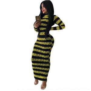 cu8A Elegant O-neck Sleeveless Boho Beach Style Dress Plus Printed Size Dress Sundress Dresses Beach Holiday Skirt