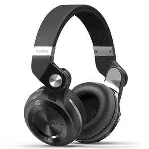 New Bluedio T2+ foldable over the ear bluetooth headphones BT 5. 0 FM radio& SD card functions Music&phone calls