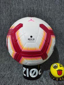 Custom Logo Grainy Surface Taiwan Butyl Bladder PU Machine Stitched Soccer Football Training Ball