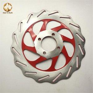 Rotor de freno del disco del freno delantero de la motocicleta para el espesor 3 mm1