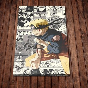 Uzumaki Naruto Poster Canvas Art Posters and Prints Kitchen Theme Canvas Paintings on The Wall Art Pictures Décor