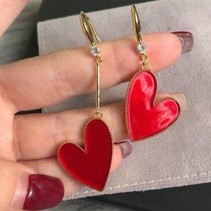 Heart Jewelry Designer Orecchini gioielli GRATIS Gold Designer Designer placcato donna moda donna orecchini luxurys fxhkk