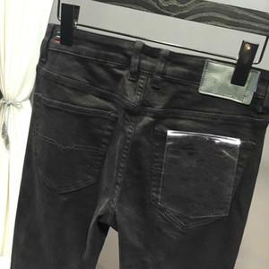 Plaid Slim Summer Light Poids 2019 Nouveau Style Diesel Célèbre Marque Men's Designer Lave-concepteur Jeans Stretch Denim Skinny Jeans Taille 29-40