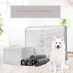 Pet Dog Changing Mat Super Absorbent Diaper Cat Training Pee Pad Mat Dog Nappy Pet Cleaning Dog Diaper Urine Mattress VT1995