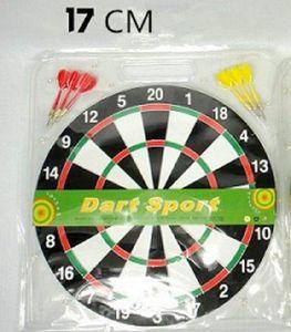 Home Entertainment 15/17 Zoll dicke doppelseitige Darts Set Darts schwerer Dartanzug