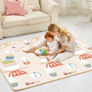 200 cm * 180 cm xpe baby play mat giocattoli per bambini Tappeto Playmat Sviluppo Mat Baby Room Crawling Pad Pieghevole Tappetino per bambini Tappeto Q1120