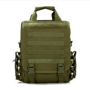 Tactical Backpack Outdoor Molle Laptop Bag Hiking Trekking Camping Hunting Bag Sports Camo Handbag Large Capacity
