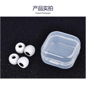 4 Pcs 2 Pairs Anjirui T400 M Ts400 M 4.9mm Caliber Ear Pads cap Memory Foam Eartips For In-ear Earphone Tips Sponge Ea jllIFN