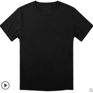 Manica corta S-5xL cotone mens t shirt nero bianco uomo grigio donne t-shirt coppie traspirante hip hop moda femmina tee shirt per uomo