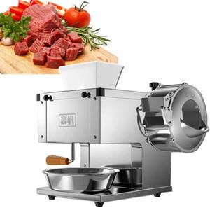 Desktop Commerciale Meathold Meat Slicer Verdure Taglierina multifunzione Doging Macchina Trituratore Affettatrice Slicer Taglierina