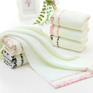 جودة عالية 33 * 74cm زوجين المنزل القطن الخالص منشفة لينة الأطفال شعبية لطيف الكرتون الساخنة 1 قطعة microfiber1