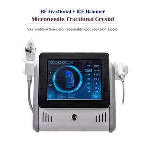 Micro Needling Acne Scars Therapy Stretch Mark Removal Machine Fractional Rf Facelift Anti Wrinkle Skin Care Microneedling Machines