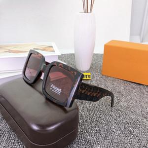2020 Oulylan classique chat lunettes de soleil luxe lunettes de soleil femmes vintage gradient surdimensionné lunettes soleil lunettes nuances femmes UV400 design de lunettes de soleil whit box