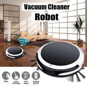 3-in-1 аккумуляторный смартвый робот вакуумный очиститель пылесосов сильный всасывающий гибкий ход Универсальный водный пол