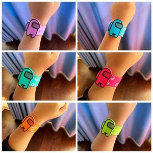 2021 Entre os Jogos dos EUA pulseira para crianças slap pulseira de festa decoração brinquedos pulseira festa jewerly crianças desenhos animados pulseiras brinquedos presentes