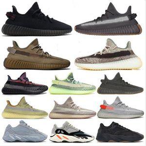 أفضل نوعية جديدة الذيل ضوء تشغيل حذاء رياضة النساء زيبرا v2 yecheil marsh كاني ويست كامل حذاء فليكس حذاء سكارف