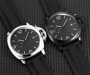 Горячие Продажи Роскошные Мужские Спортивные Часы Новый Силикагель Мужчины Повседневная Часы Высококачественные Кварцевые Часы Несколько часов Оролог ди-Люссо