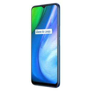 Original Realme V3 5G Mobile Phone 6GB RAM 64GB 128GB ROM MTK 720 Octa Core Android 6.5 inches Full Screen 13MP AI Fingerprint ID Cell Phone