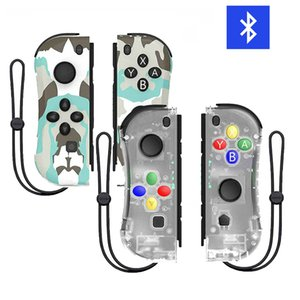 Bluetooth Wireless Gamepad Controller For Nintend Switch NS Pro Game joystick Jon-Con For Switch Pro Console with 6-Axis Handle W1219