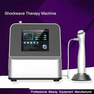 Высококачественная низкая интенсивность Ed Shock Wave Therapy Therapy Machine / Acoustic Wave Therapy Projectwave Therapy Machine для лечения боли