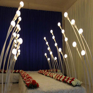 Wedding birthday party decoration LED lamp column stage T stage decoration props customization