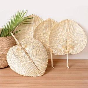 Parti Favor El Yapımı Palm Fan Yaz Sivrisinek Kovucu Ev Dekorasyon Zanaat Açılamaz