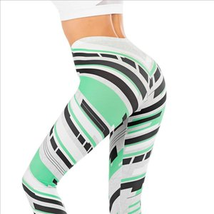 Brand Women Sexy Legging Stitching streak Printing Fitness leggins Slim legins Soft and stretchy Leggings Fashion Woman Pants