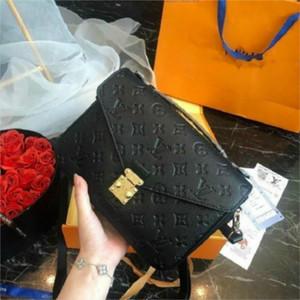 2020 Luxurys Designers Crossbody Bag Mulheres Bolsa Messenger Sacos Oxidante Metis Metis Elegante Bolsas De Ombro Crossbody Saco Compras Tote