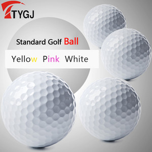 12pcs New Golf Balls Outdoor Sports Multifunction Pet Toy Massaging Ball Colorful Practice Training Aids