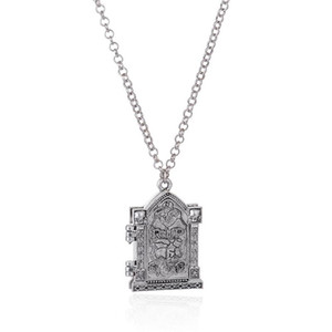 Jewelry DIY Rectangle Floating Living Memory Charms Locket Pendant Necklace