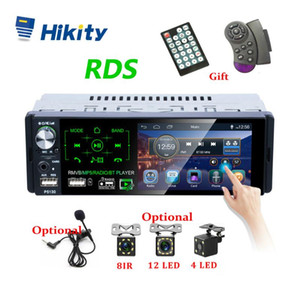 """Car Radios P5130 4.1"""" Touch Screen Multimedia MP5 Player Auto Stereo Radio Bluetooth Support Micophone and Rear View Camera"""
